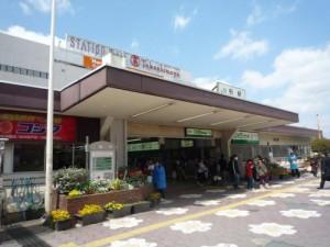 柏駅の写真